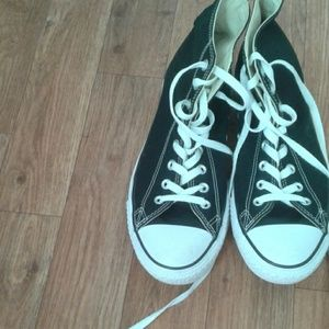 Black and white original Converse